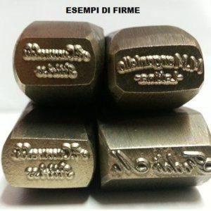 14 ESEMPI DI FIRME (1)